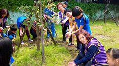 District 300F Lions Clubs (Taiwan) | Lions organized an environmental project to protect the earth