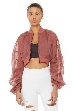 Yoga Jacket, Bomber Jacket, Gym Jacket, Mesh Jacket, Wear Test, Ex Machina, Mode Streetwear, Sports Jacket, Ideias Fashion