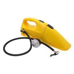 2-In-1 Car Vacuum Cleaner