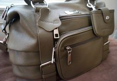 Leather camera bag review