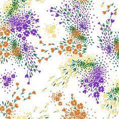 26 Awesome textile print design portfolio images