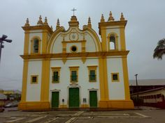 Vigia (PA) - Brasil - Matriz Nossa Senhora de Nazaré