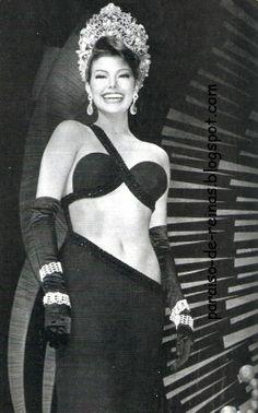 """Miss Venezuela """" Milka Chulina """" Representante del Estado Aragua en 1992! Nos Representó en el Miss Universo de 1993 quedando como 3ra. Finalista!"""