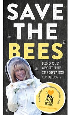I'm a Bee Ambassador in New Zealand. We wouldn't be here without the humble bee, so let's spread the word on how to look after them. http://www.annabel-langbein.com/annabel/mypartners/bee-aware-month/