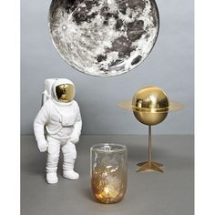 The Cosmic Diner Collection by Diesel Living and Seletti consists of porcelain dinnerware, borosilicate glasses, brass and stoneware bowls, salt and pepper grinders, a vase and candlesticks. Diesel, Decorative Accessories, Home Accessories, Flower Vases, Cosmic, Rustic Decor, Decoration, Kids Room, Home Decor