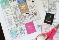 free motivational planner stickers - printable