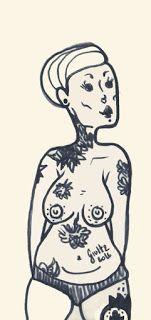 Lo Scarabocchio: Girl