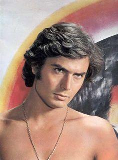 Franco Gasparri Italian Beauty, Cinema Movies, Man Images, Love Movie, Freddie Mercury, Male Face, Vintage Beauty, Romans, Movie Stars