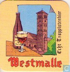 Trappistenbier Westmalle, Belgium