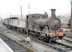 """britishrailways: """"30586 Wadebridge. 17 July 1962 by ricsrailpics on Flickr. """""""