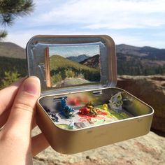 I've received a lot of questions on my Instagram account lately about the tiny joy that is my Altoids tin painting kit, so I decided to round up the info for any of you who might like to give it a …
