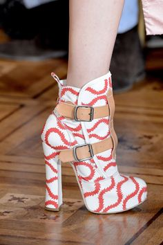Vivienne Westwood Spring 2013 Shoes Addicted |2013 Fashion High Heels|