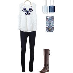 """""""School Day"""" by prep-in-my-step on Polyvore"""