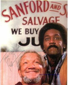 Sanford and Son-(Redd Foxx) Fred, Lamar