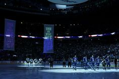 Canucks have thee nicest stadium and the anthem is amazing Florida Panthers, Vancouver Canucks, Places To See, Hockey, Document Sharing, Winter, Image, Favorite Things, Earth