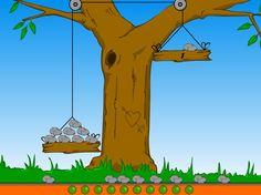 Meten wegen inhoud fase 6: even zwaar maken. Vul bij tot het evenveel weegt School, Outdoor, Math, Carnival, Castles, Weights, Activities, Game, Outdoors