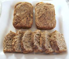 Banana Bread For Dogs