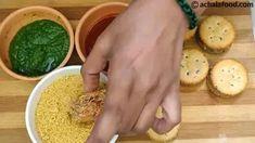 Monaco Sev Bites Recipe | Easy & Quick Recipe | How to make sev bites Quick Snacks, Quick Recipes, Quick Easy Meals, Healthy Snacks, Cooking Recipes, Chapati Recipes, Puri Recipes, Indian Food Recipes, Bhel Puri Recipe