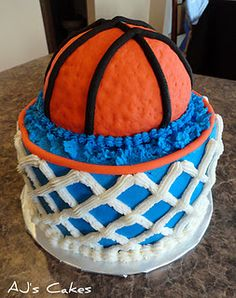 Cool and simple Birthday Ideas Pinterest Basketball birthday