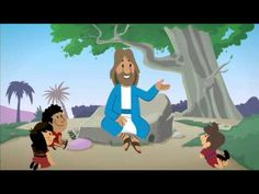 Bible for kids youtube channel ~ by Phil Vischer, the creator of Veggie Tales