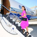 Arrive in Style with a Private Jet Flight