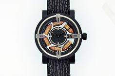 ArtyA - Son of Gun Bicolor Bronze On Black