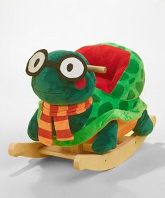 My sister is Turtle obsessed. She just can't find enough turtle themed things for her coming baby boy! She'd love this!