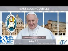 LIVE: Pope Francis closes Holy Doors and celebrates Mass to end the Jubilee - ROME REPORTS