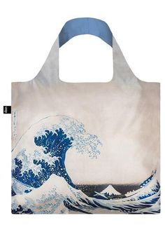 Oceanic Ode. Big blues. Wild Whites. Stormy Seas. Make a splash with Hokusai's The Great Wave....