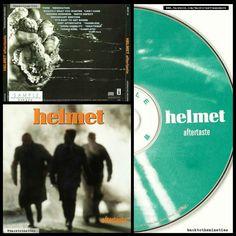 #HappyAnniversary 20 years #Helmet #Aftertaste #album #alternative #metal #post #hardcore #music #90s #90smusic #backtothe90s #HenryBogdan #PageHamilton #JohnStanier #DaveSardy #TerryDate #90sband #90sCD #90salbum #backtothenineties Helmet