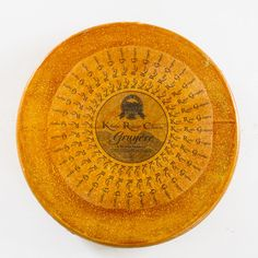 A whole Klein River wheel of cheese - 15 kilograms of deliciousness ; Artisan Cheese, River, Rivers