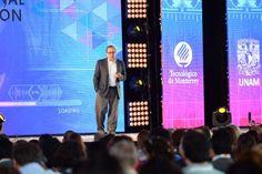 Al inaugurar el cuarto CIIE, el Presidente del Tecnológico de Monterrey señaló que las ciudades se convertirán en un gran campus.