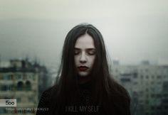 i kill my self - Pinned by Mak Khalaf facebook- http://ift.tt/1P3iiIW follow me - http://ift.tt/1IUyE7B Performing Arts amazingartbeautyblackblueccloudsdarkdavidgirllightmodelmyselfskyworldi kill by Davidmigineishvili