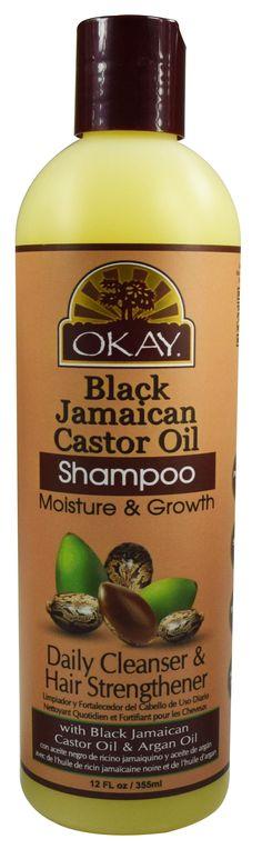 #BestHairLossShampoo Castor Oil Shampoo, Castor Oil For Hair, Natural Shampoo, Hair Oil, Jamaican Castor Oil, Oil For Hair Loss, Hair Loss Treatment, Hair Treatments, Hair Loss Shampoo