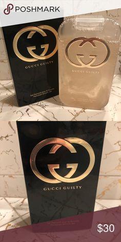 0fc8ed0fb0a3 Gucci guilty shower gel Shower gel. 6.7fl oz Gucci Other Гель Для Душа,