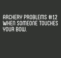 DO NOT TOUCH UNLESS YOU ARE THEORY ONE WHO TAUGHT ME ARCHERY!!!!!
