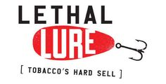FREE Lethal Lure Window Cling on http://www.icravefreestuff.com/
