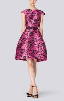 Mellie Grant Outfit. CH Carolina Herrera - Spring 2014 Floral Print Dress. Scandal Fashion, Clothing. Shop it  http://www.pradux.com/ch-carolina-herrera-spring-2014-floral-print-dress-27525?q=s44