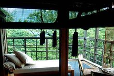 japanese ryokan-idea for transforming the shed
