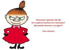 Tove Jansson Tove Jansson, Moomin, Fictional Characters, Fantasy Characters