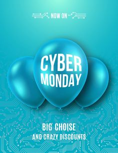 Cyber monday vector banner or vertical poster. Download it at freepik.com! #Freepik #vector #banner #poster #business #sale Banner Template, Flyer Template, Black Banner, Tech Background, Cyber Monday Sales, Retro Futuristic, Sale Banner, Text Effects, Sale Poster