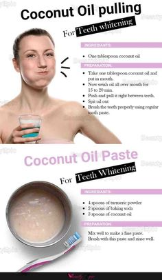 How to Whiten Teeth with Coconut Oil? How to Whiten Teeth with Coconut Oil? In today's article we are going to read on how to use coconut oil for teeth whitening. Coconut oil won't bleach it removes plaque giving a shinning look Teeth Whitening Remedies, Natural Teeth Whitening, Whitening Kit, Teeth Whitening Diy, Whitening Teeth Coconut Oil, Coconut Oil Toothpaste, White Teeth Remedies, Natural Remedies, Charcoal Teeth Whitening