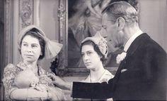Princess Elizabeth 1950 by Lieutenant Governor of Alberta, via Flickr