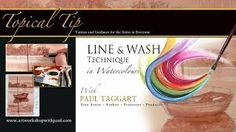 Artwork with Paul, Numerous videos free full length videos about watercolor, oil and acrylics
