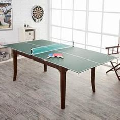 Fat Cat Portable Table Tennis Conversion Top - What We Like About This Portable Table Tennis Top Play ping pong anywhere! The Portable Table Tennis Top allows you the freedom to play your favorite. Portable Ping Pong Table, Best Ping Pong Table, Best Pool Tables, Table Tennis Set, Ping Pong Table Tennis, Table Tennis Conversion Top, Tennis Tops, Play Table, Fat Cats