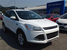 2013 Ford Escape SE FWD Ecoboost Auto w/ Microsoft Sync for sale at Eagle Ridge GM in Coquitlam, near Vancouver!   http://eagleridgegm.com http://facebook.com/eagleridgegm http://twitter.com/eagleridgegm