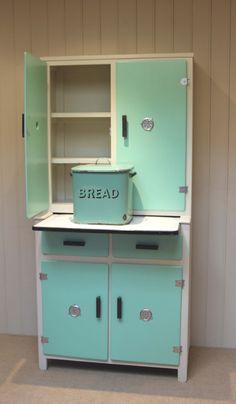 Furniture Awesome Design Ideas 1930s Kitchen Cabinets Black . & Refinished 1930s Hoosier Cabinet | vintage kitchen | Pinterest ...