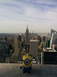 Minion a New york