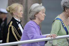 Princess Brigitta and Princess Margaretha , June 8, 2013 | The Royal Hats Blog