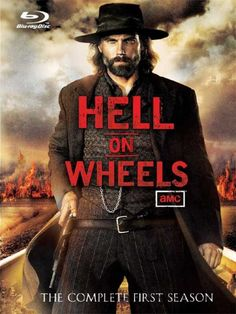 Hell On Wheels | Temporadas - VEJA.com